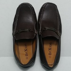 Gucci Brixton brown loafers